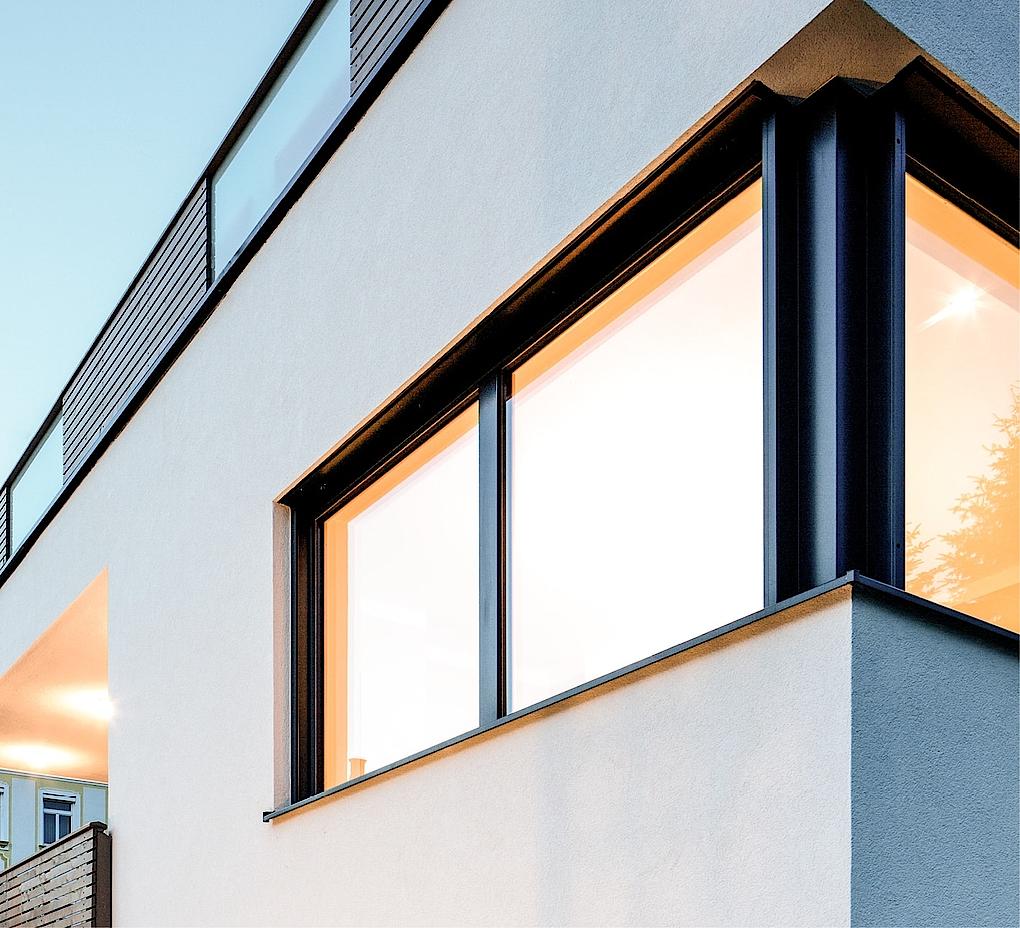 Fensterbänke von der N°1 | Strussnig